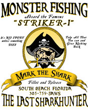 Pirate T-Shirt Mark the Shark